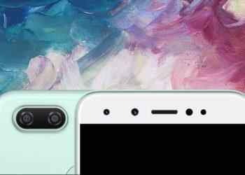 Gionee — первый серийный смартфон с четырьмя камерами и 6 ГБ памяти