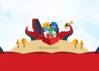 Firedrop — 100 ГБ памяти в облачном хранилище бесплатно