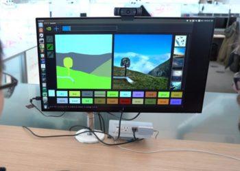 Nvidia открыла доступ к нейросети, которая превращает рисунки в пейзажи