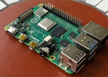 Вышла новая версия одноплатного компьютера Raspberry Pi. У него мощный процессор и до 4 ГБ оперативной памяти