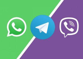 Самое подробное сравнение Telegram, Viber и WhatsApp