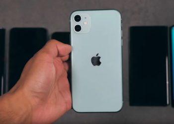 Три модели iPhone 11 против Galaxy Note10+ и Huawei Mate 30 Pro в тесте автономности