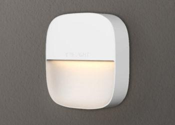 Xiaomi анонсировала умный ночник Yeelight Night Light 2