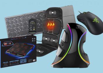 17 товаров для тех, кто постоянно сидит за компьютером