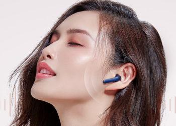 Xiaomi выпустила беспроводные наушники TicPods 2. Они управляются движением головы