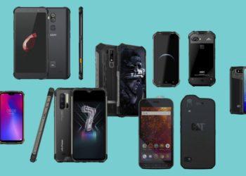 Топ 10 неубиваемых смартфонов, которые можно ронять и держать в воде