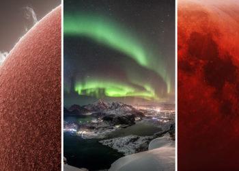 Просто космос: 14 лучших фотографий звёзд, планет и галактик