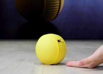Samsung выпустила «робомяч» Ballie. Он сможет управлять умным домом за вас