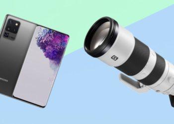 Видео дня: Galaxy S20 Ultra сравнили с профессиональной камерой за 6 тысяч долларов