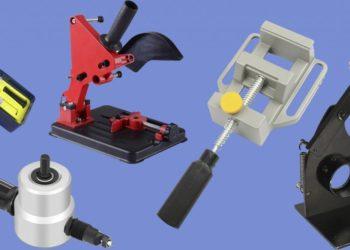 15 приспособлений с AliExpress, расширяющих возможности электроинструментов
