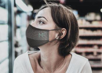 Maskfone — защитная маска со встроенными наушниками и микрофоном