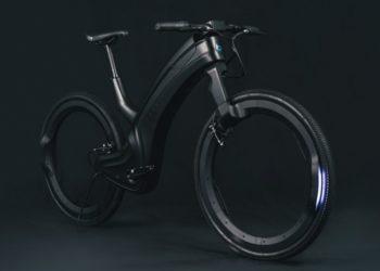 Штука дня: Reevo — электрический велосипед с колёсами без спиц