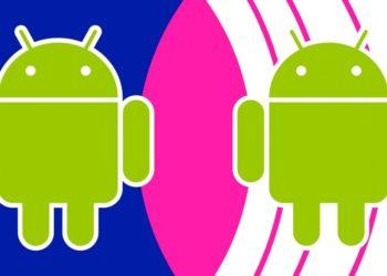Перенос данных с одного Android на другой Android