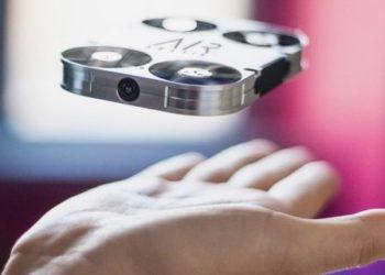 Vivo запатентовала смартфон со встроенным дроном для селфи