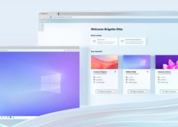 Microsoft запустила облачную ОС Windows 365